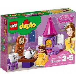LEGO DUPLO  LEGO DUPLO 10877 - Belle's Theekransje