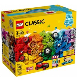 LEGO LEGO Classic 10715 - Stenen en Wielen
