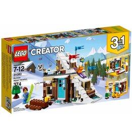 LEGO LEGO Creator 31080 - Modulaire Wintervakantie