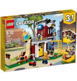 LEGO LEGO Creator 31081 - Modulair Skatehuis