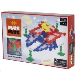 Plus-Plus Plus-Plus 3740 - Mini Neon Ruimteschip