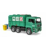 Bruder Bruder 2753 - MAN TGA Vuilniswagen groen