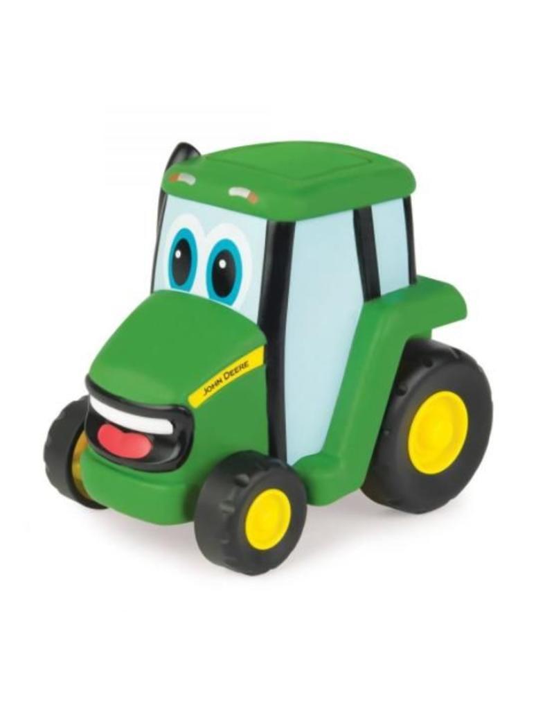 """Britains Britains Johnny Tractor met push motor systeem """"refresh"""" versie"""