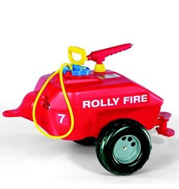Rolly Toys Rolly Toys 122967 - Water-Tanker rood met pompspuit
