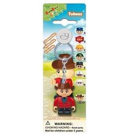 BanBao BanBao 82966 - Boerderij TOBEES sleutelhanger F