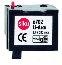 Siku Siku 6702 - Control Accu 3.7 Volt 200 mAh 1:32