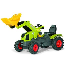 Rolly Toys Rolly Toys 611072 - Claas Axos 340 met Rolly Trac lader en luchtbanden