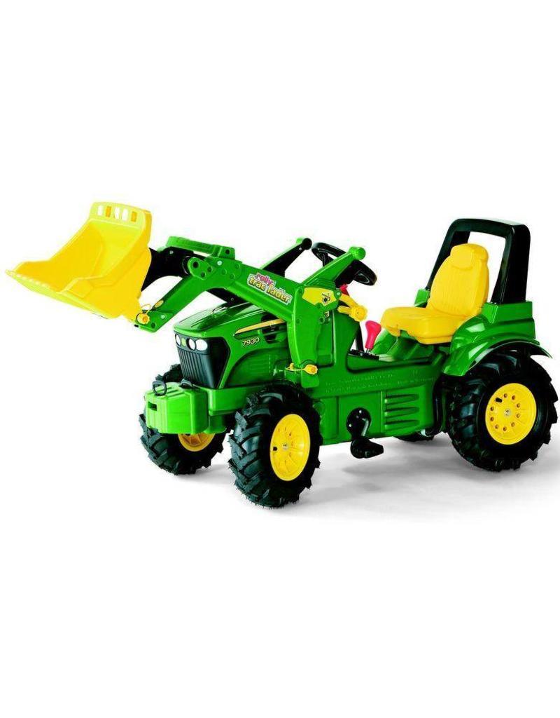 Rolly Toys Rolly Toys 710126 - John Deere 7930 met versnellingen, rem, luchtbanden.