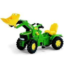 Rolly Toys Rolly Toys 041749 - Traptractor John Deere 6920 met RollyTrac lader