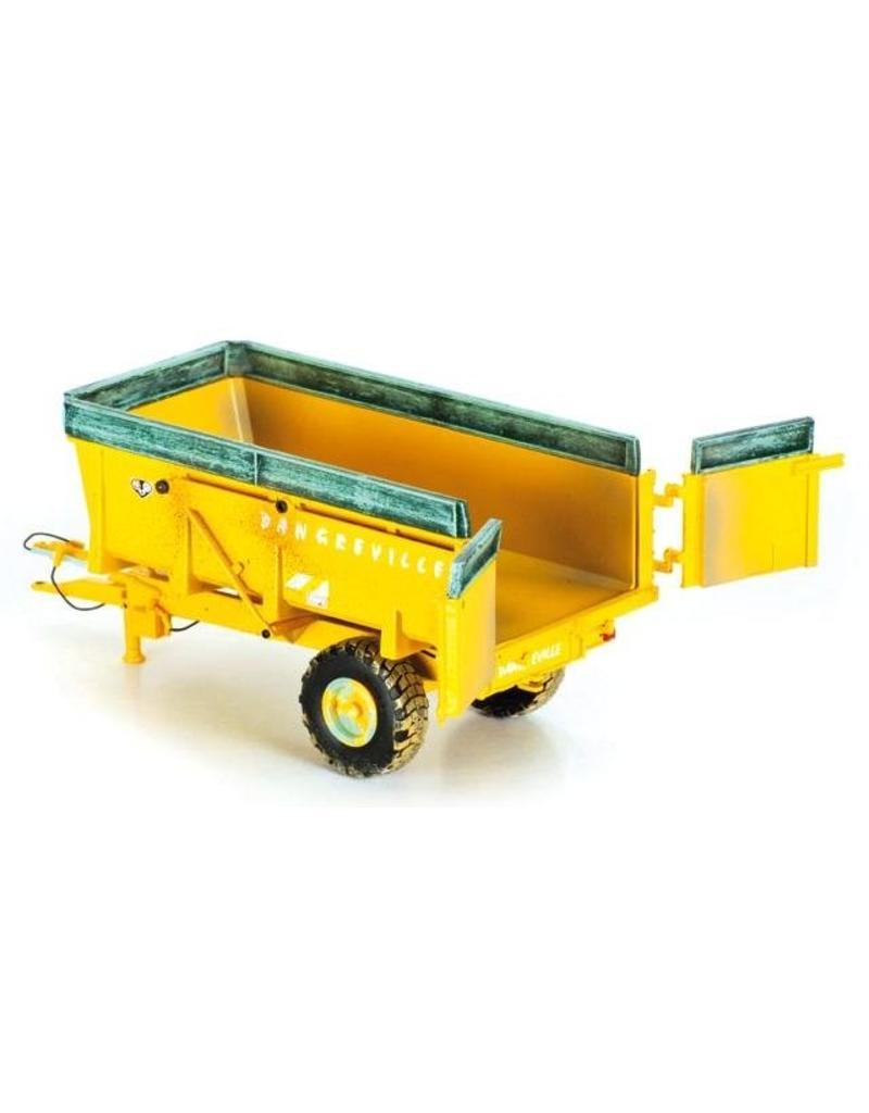 Ros Ros 60218.2 - Dangreville 9T Limited Edition i1:32