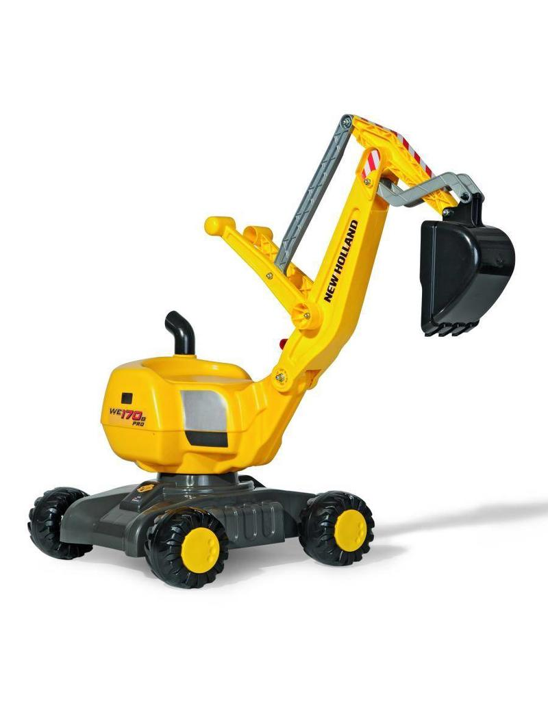 Rolly Toys Rolly Toys 421091 - Rolly Digger New Holland Construction op 4 wielen