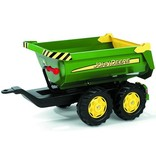 Rolly Toys Rolly Toys 122165 - Halfpipe Trailer John Deere