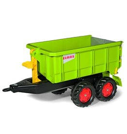 Rolly Toys Rolly Toys 125166 - Afzetcontainer aanhanger Claas