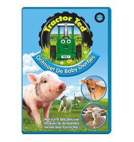 Tractor Ted Tractor Ted - Ontmoet de baby diertjes DVD