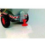 Rolly Toys Rolly Toys 122776 - Tanker zilver met met pompspuit