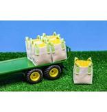 Kids Globe Kids Globe 570036 - Big Bag gevuld met mais (2 stuks) 1:32