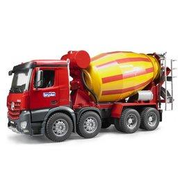 Bruder Bruder 3654 - MB Arocs Cementwagen