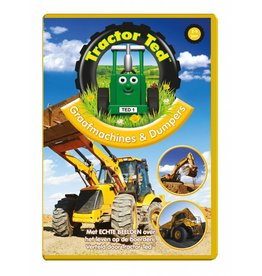 Tractor Ted Tractor Ted - Graafmachines & Dumpers DVD