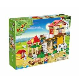 BanBao 8572 - Boerderijwoning