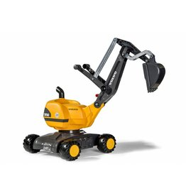 Rolly Toys Rolly Toys 421084 - Rolly Digger Volvo op 4 wielen