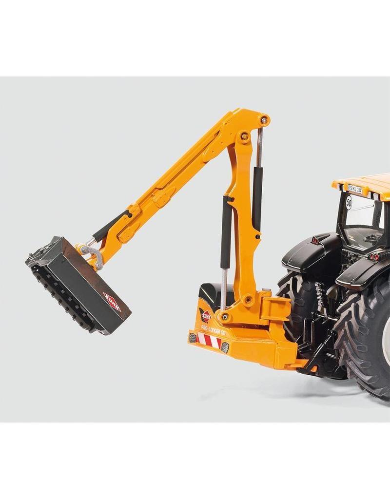 Siku Siku 3659 - Valtra tractor met maaiwerk 1:32