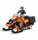 Bruder Bruder 63101 - Sneeuwscooter met bestuurder en accessoires