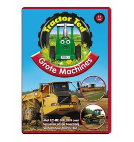 Tractor Ted Tractor Ted - Grote Machines DVD