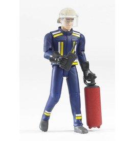 Bruder Bruder 60100 - Brandweerman met brandblusapparaat