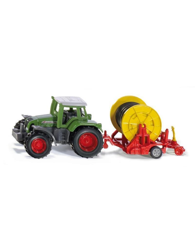 Siku Siku 1677 - Tractor met sproeiïnstallatie 1:87