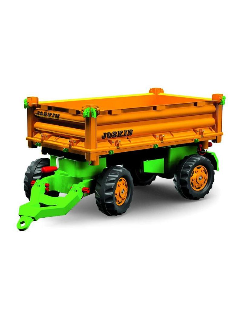 Rolly Toys Rolly Toys 123209 - RollyMulti Trailer Joskin 2-asser