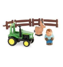 Britains Britains 43067 - Mijn  Eerste Boerderij: tractor speelset