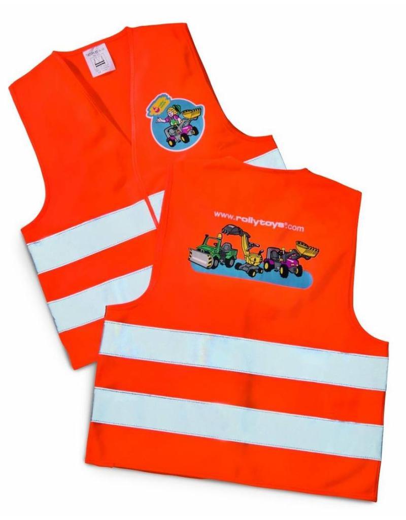 Rolly Toys Rolly Toys Oranje Veiligheidsvestje