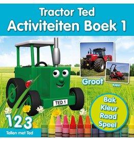 Tractor Ted Tractor Ted - Boek: Activiteiten 1