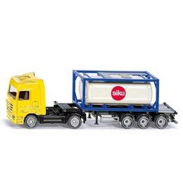 Siku Siku 1795 - Truck met tankcontainer 1:87