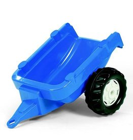 Rolly Toys Rolly Toys 121762 - RollyKid aanhanger New Holland blauw