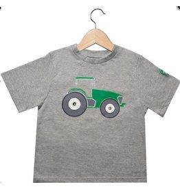 Tractor Ted Tractor Ted - T-Shirt Grijs - 2-3 jaar