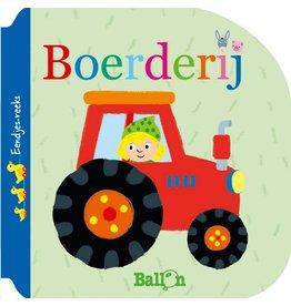 Ballon Boekje Eendjes-reeks Boerderij