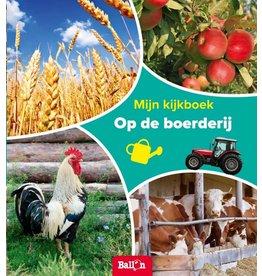 Ballon Mijn kijkboek: Op de boerderij
