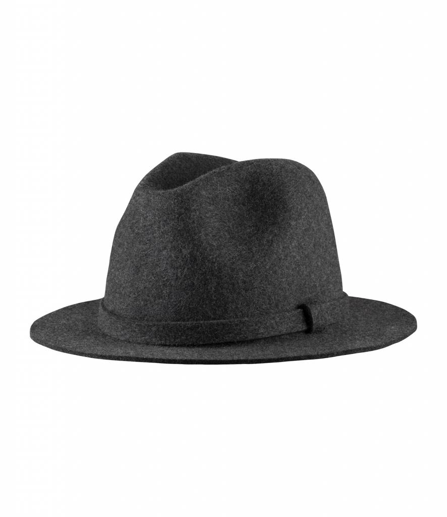 A.P.C. Alizée hat charcoal grey