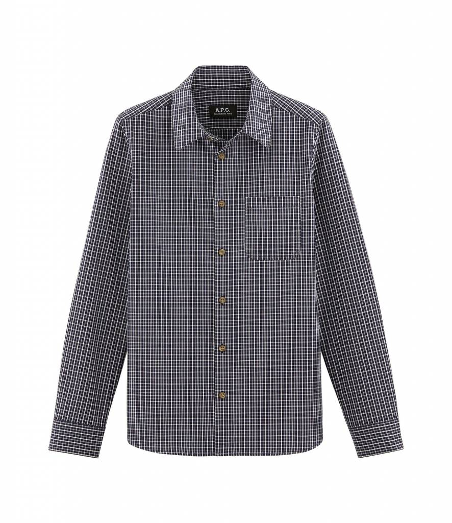 apc button down shirt femme objet trouv