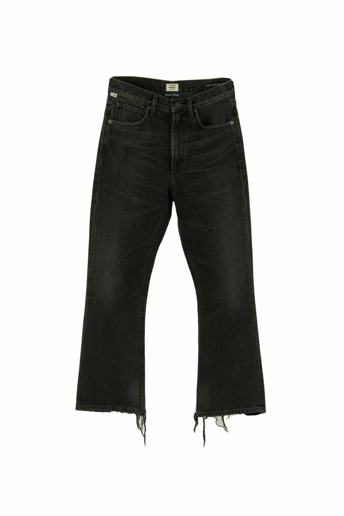 Citizens of Humanity Estella Flare jeans black moon