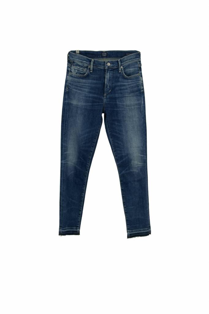 Citizens of Humanity Rocket jeans crop skinny Weekender