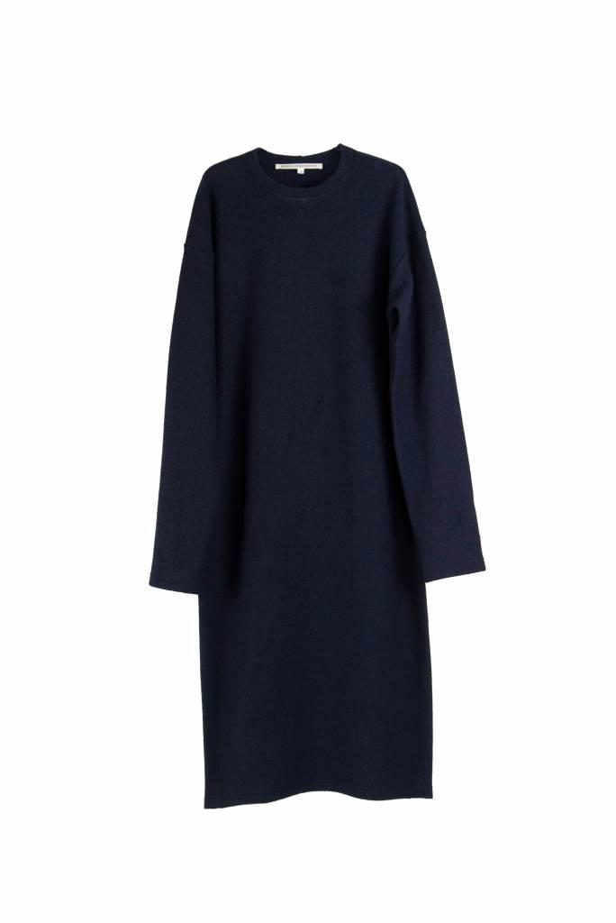 Monique van Heist LOL midi wool dress