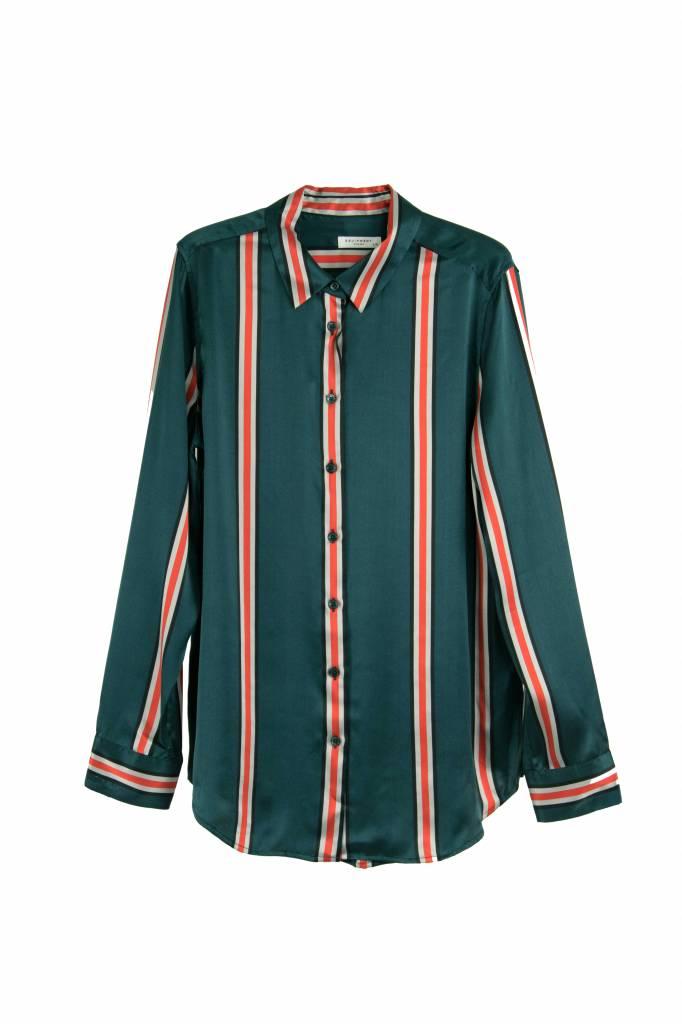 Equipment Essential blouse Eden Green