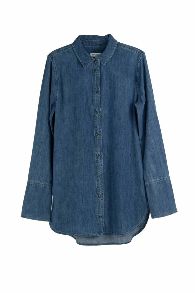 Equipment Arlette blouse jeans