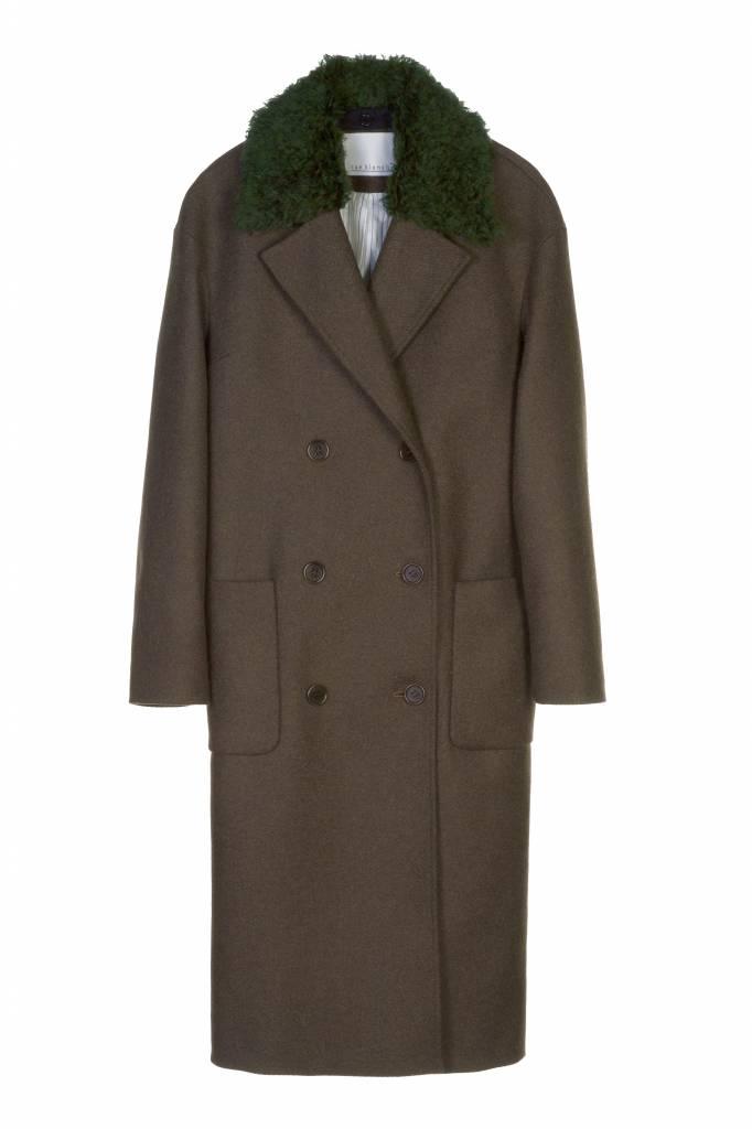 Rue Blanche Pesanteur coat