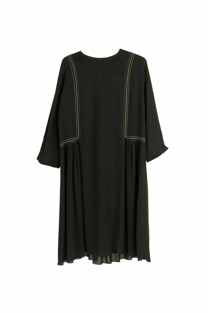Pomandère Embroiered dress