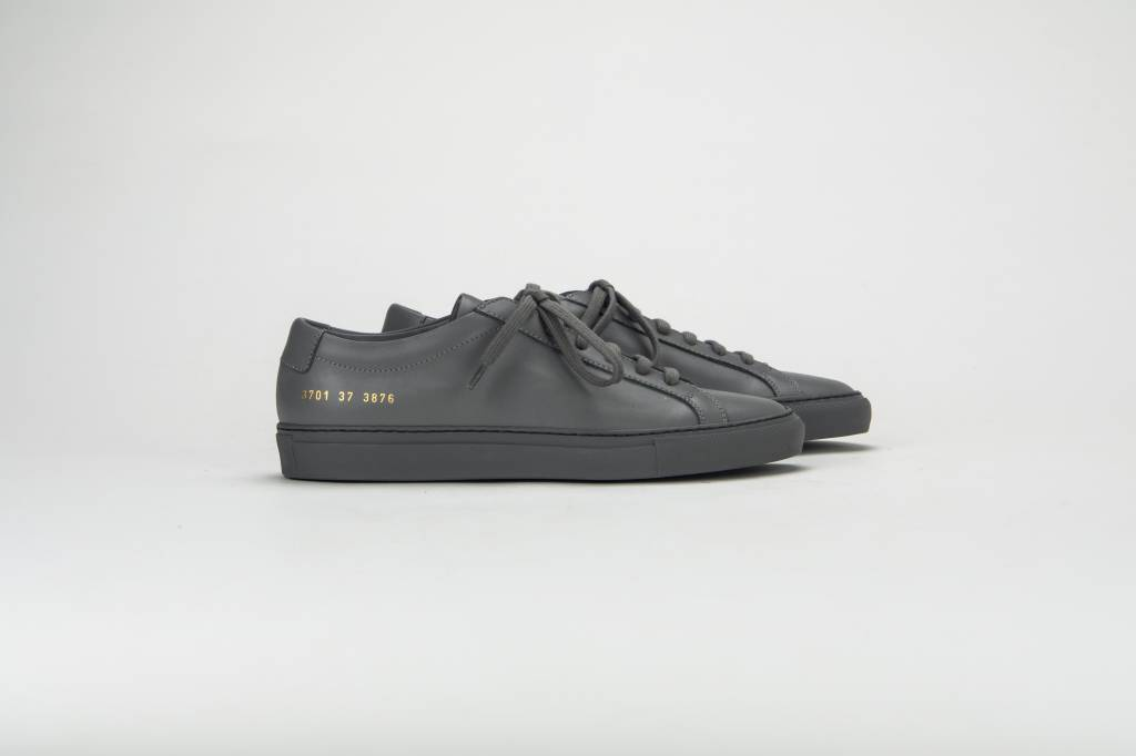 Common Projects Achilles low sneaker grey