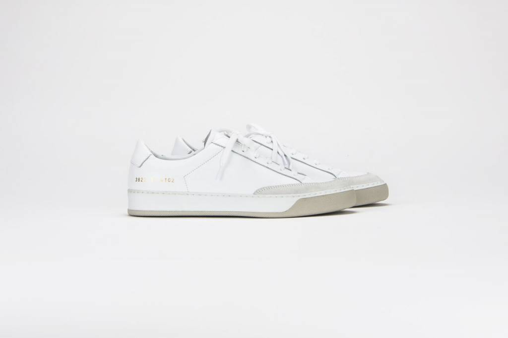 Common Projects Tennis pro sneaker white grey