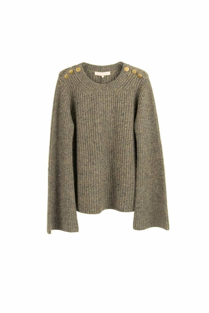 Vanessa Bruno Hugoline sweater taupe
